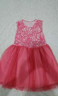 Tutu Dress (Large) for any Occasions (Kindly Browse more Designs)