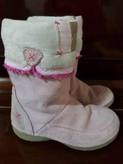 Crocs Size C11 Girls Boots
