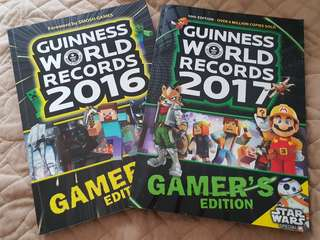 Guinness World record 2016 & 2017