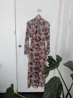 FOREVER 21 MAXI DRESS (S)