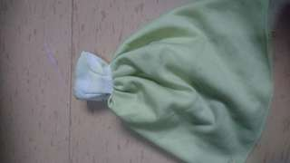 Green Doll dress