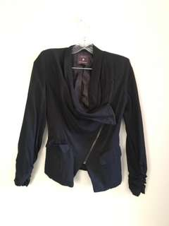 REPRICED!!! Forever 21 Side Zipper Jacket XS