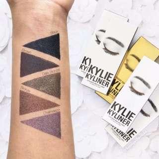 Kylie kyliner eyeliner kit - brown and chameleon