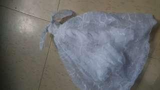 Wedding Doll gown