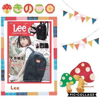 Lee backpack