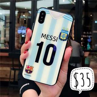 美斯 世界盃 wold cup iPhone X Case