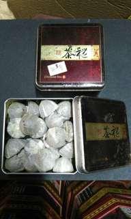 陳年普洱茶