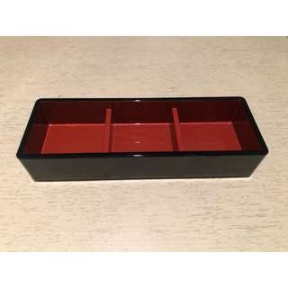 Japanese condiment plate