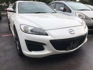 Mazda rx5 facelift 1.3auto 2008