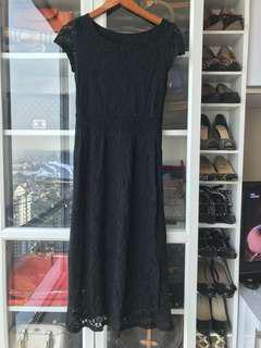 Lace Dress Maxi