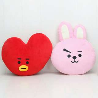 BTS BT21 PILLOW CUSHION
