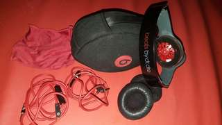 ORIGINAL BEATS BY DRE HEADPHONES