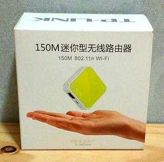 TP-Link 150M 802.11n 迷你型無線Wifi