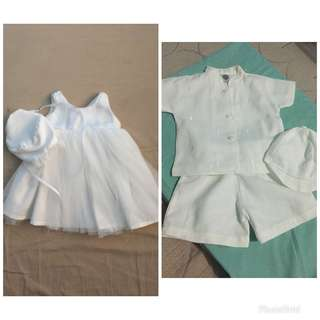 Twin Boy and Girl Dress