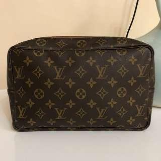 Authentic vintage clutch lv bag