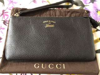 Gucci clutch bag