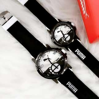 Puma Couple Set Watch Grade AAA