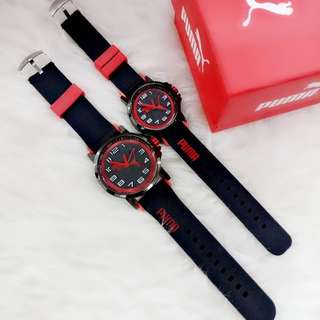 Puma Couple Set Grade AAA
