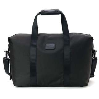 Tumi Alpha 2 22149d2 Small Soft Travel Satchel Black Carry on Duffel