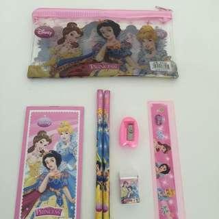 Clearance Sale: Pencil Case Set