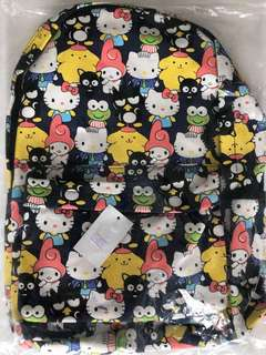 Hello kitty canvas Backpack