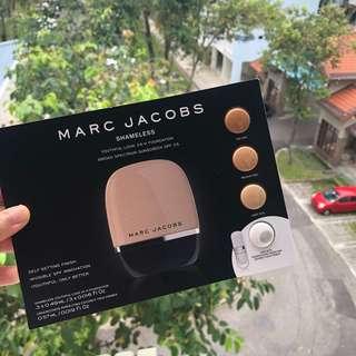 🚚 Marc Jacobs Shameless Foundation