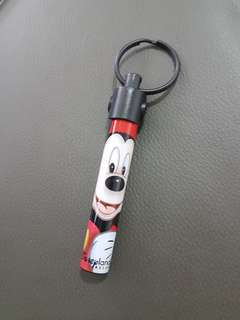 Mickey mouse torch light