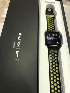 Apple iWatch Series 3 GPS 42mm
