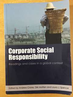Corporate Social Responsobility
