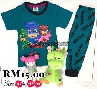 PJMasks Pyjamas