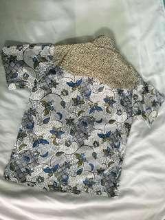 Boy Batik Shirt