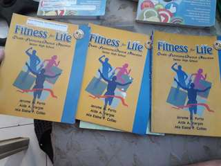 Physical Fitness for Life P.E Book for Senior High School