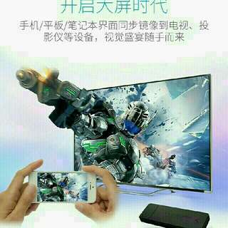 Tv HDMI cable for iPhone iPad and Android