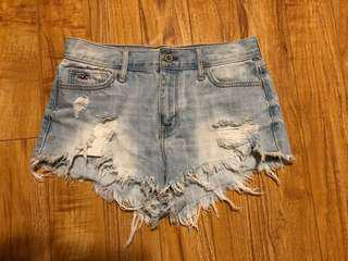 Hollister shorts (light washed, msg for more pictures)