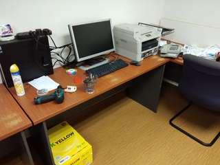 Meja office