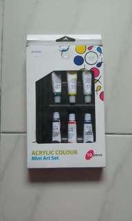 Acrylic Colour Paint