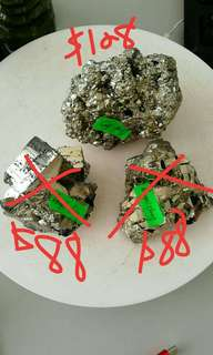Pyrites stone