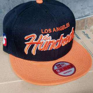Snapback Los Angeles The Hundreds Aneka Warna