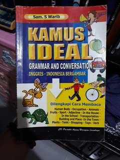 Paket Kamus bahasa inggris