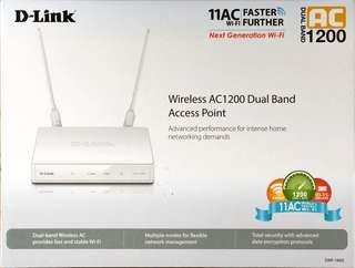 D-Link Wireless AC1200 Dual Band Access Point