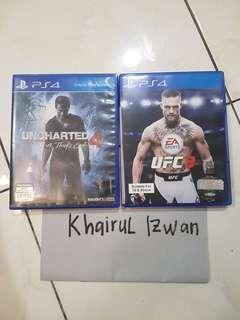 UNCHARTED 4 UFC 3