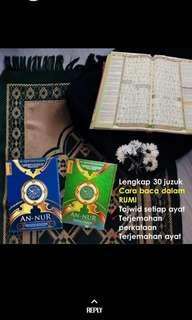 Al quran terjemahan dan panduan rumi