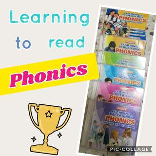Learning Phonocs CD