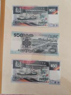 Old note $50 ship version