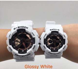 Couple Watch G-shock Baby-G Lowest price!!!