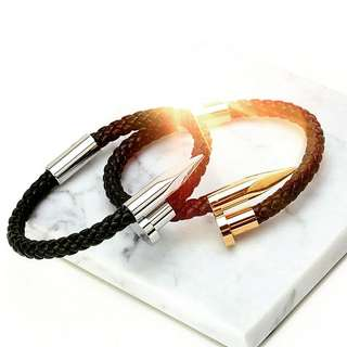 Camilo (Men's accessory leather bracelet)