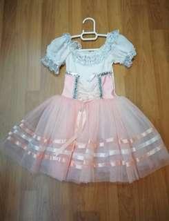 Tailormade kid/ children costume or ballet dress - Customize Princess Barbie Dress
