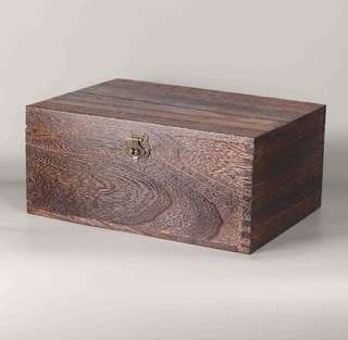 [Rental] Angbao wooden box
