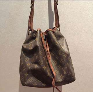 GENUINE LOUIS VUITTON PETITE NOE MUST GO!!! 🎁🎀