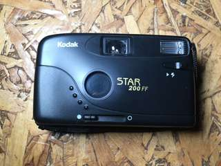 Kodak Star 200FF film camera